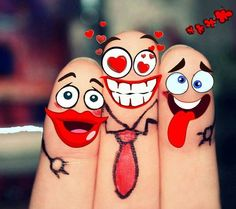Crafts For Kids, Arts And Crafts, Valentines Sweets, Creation Art, Funny Faces, Funny Comics, Cute Love, Funny Cute, Memes