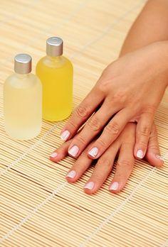 Cómo utilizar el vinagre en las #uñas #manicura