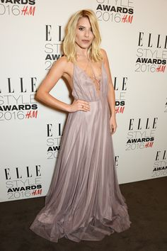 Mollie King aux Elle Style Awards 2016