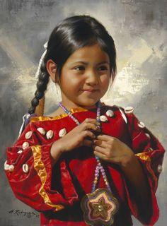 native american paintings