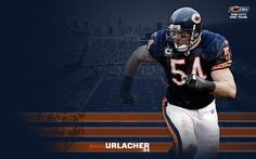 #54 Brian Urlacher