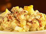Texas Mashed Potato Salad Sandra Lee Recipe courtesy Sandra Lee