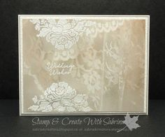 Just a couple of days ago, I posted a lovely wedding card for the Global Dream Theme Blog Hop . I did not tell you that the card I posted ...