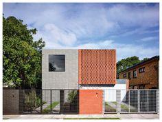 Casa minimalista na Austrália