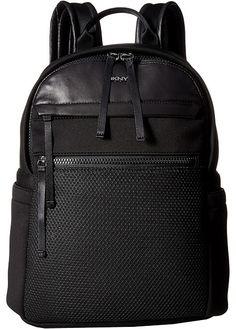 DKNY Neoprene Large Backpack 4664deaad2115