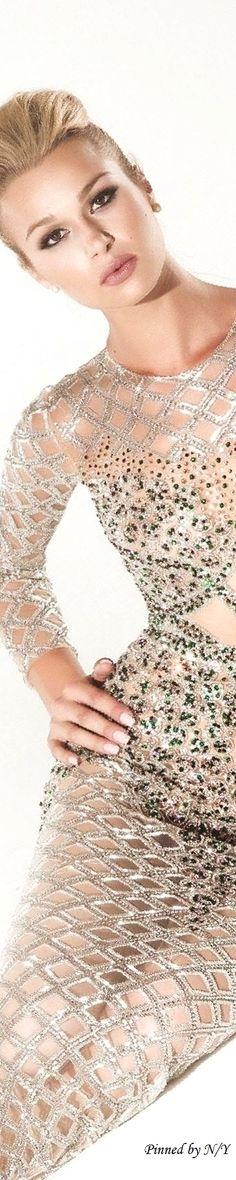 Charbel Zoe Couture Spring-Summer 2016 jαɢlαdy