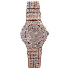 Shop luxury and designer wrist watches and other gold antique and vintage watches from the world's best jewelry dealers. Emerald Cut Diamonds, Diamond Cuts, Piaget Jewelry, Vintage Watches, Jewelry Collection, Bracelet Watch, Jewelry Watches, Rose Gold, Gemstones