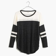Madewell Frontrunner Tee In Colorblock