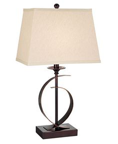 Pacific Coast Table Lamp, Nova Set of 2 - Lighting & Lamps - for the home - Macy's