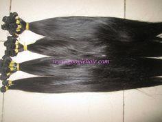 Handtied Weft Hair - 100% Human Hair High Quality - Virgin Hair Extensions