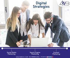 Social Media Marketing Agency, Social Media Tips, Email Marketing, Content Marketing, Digital Marketing, Search Engine Marketing, Digital Strategy, Online Business, Success