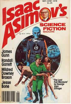 Isaac Asimov Science Fiction Magazine - May-June 1978