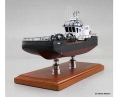 Custom Motor Tanker Ship Models