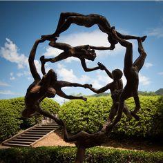 Peace Park Sculpture - Nagasaki