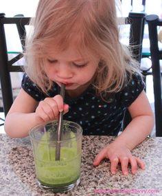 Kids Like Green Drinks Too - Eat - Naturally Savvy