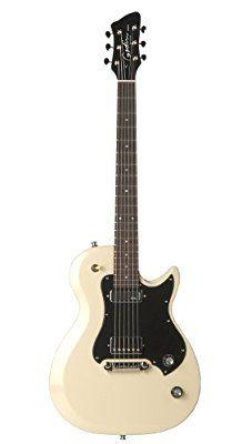 Godin Guitars Richmond 037896 Solid-Body Electric Guitar, Empire Cream from Godin Guitars