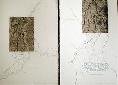 Stéphanie Devaux Textus: Lignes et monotype