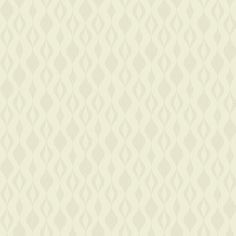 """Found it at Wayfair - Glam Ogee Chain 33' x 20.5"""" Geometric 3D Embossed Wallpaper"""
