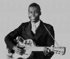 """Amos Easton (May 7, 1905- June 8, 1968), better known by the stage name Bumble Bee Slim, was a Piedmont blues musician.  By 1931 he had moved to Chicago, where he first recorded as Bumble Bee Slim for Paramount Records. The following year his song, """"B Blues"""", was a hit for Vocalion Records, inspiring a number of other railroad blues and eventually becoming a popular folk song. Over the next five years he recorded over 150 songs for the Decca, Bluebird and Vocalion labels."""