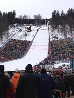 Skispringen in Willingen!