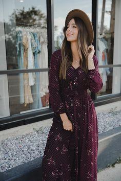 KNOT SISTERS: GILMAN MAXI DRESS// DRESSES// WOMENS CLOTHING