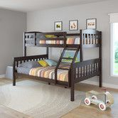 Found it at Wayfair - Apollo Twin Over Full Bunk Bed