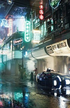 wakeuptimetodie: wakeuptimetodie / cellsinterlinked.com All Blade Runner all the time.