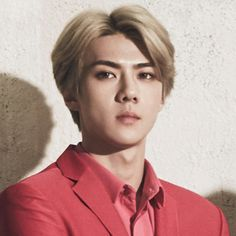 Love Me Right ~romantic universe~ : Profile Image - Sehun...yes sir I believe I told you to wear red the rest of your life. Thank you ~ ❤