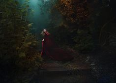 the escape of flora by Bella Kotak on 500px