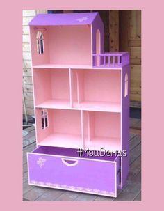 Купить Кукольный дом 12 - кукольный дом, Дом для кукол, подарок, куклы, кукольный домик
