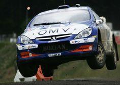 Peugeot 306 WRC rally car