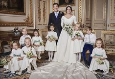 The newest royal wedding portraits are here — and they are stunning. On Saturday, Princess Eugenie and Jack Brooksbank released four official portraits from Friday's royal wedding. Prince Andrew, Prince Harry And Meghan, Royal Brides, Royal Weddings, Princesa Eugenie, Princess Eugenie Jack Brooksbank, Eugenie Wedding, Eugenie Of York, English Royal Family
