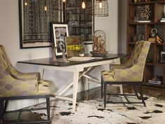 Vanguard Furniture: Room Scene CP_RS_8707T_8323BC