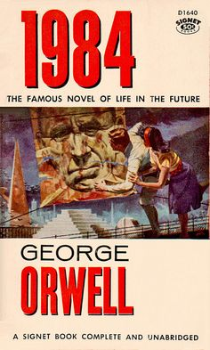 "High School Teaching Ideas & Assignments for ""1984"" by George Orwell"