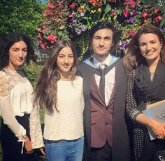 Reham Khan with her children