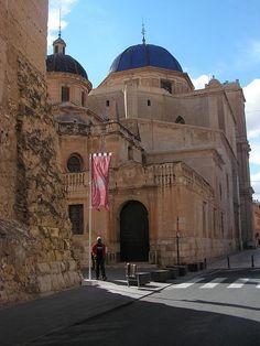 Elche, my next travel spot in Spain. :)