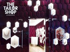 The Tailor Shop, Moscow, 2015 - Ippolito Fleitz Group - Identity Architects