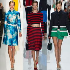 How can you not love this? Michael Kors Spring 2013...