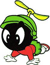 Felicitaciones de Marvin el marciano. Postales de Dibujos Animados. Postales de Marvin, el Marciano. Envía felicitaciones con Marvin, el Marciano gratis desde internet. Tarjetas Postales de Marvin, el Marciano animadas.