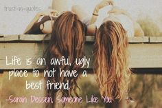 sarah dessen, quotes, sayings, life, friends, wisdom