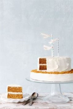 Pumpkin Spice Layer Cake for Thanksgiving