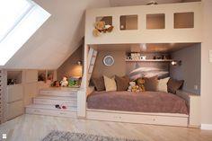 Pokój dziecka styl Nowoczesny - zdjęcie od PERSKA STUDIO projektowanie wnętrz…