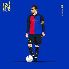 Do you like retro style❓ Credit: Fc Barcelona, Barcelona Sports, Barcelona Football, Best Football Players, Football Is Life, Football Player Drawing, Lionel Messi Wallpapers, Real Madrid Soccer, Leonel Messi