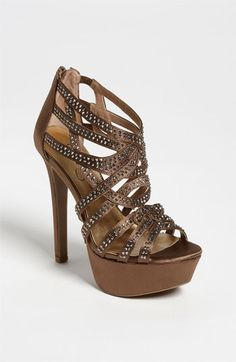 Jessica Simpson 'Eleanor' Sandal available at #Nordstrom..... good for the holidays