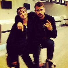 Theo & Shai!!❤ Friends you make now can always last a Lifetime!!!☺