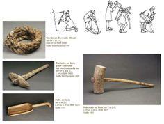 """"""" L'Or Blanc """" Un siècle et demi de recherches archéologiques alliées à des conditions de conservation exceptionnelles pour les objets en matériaux """"périssables"""" comme les outils en bois, les vêtements, le cuir..., font de Hallstatt un site unique de l'archéologie européenne. Découvrez le travail des mineurs celtes, dans les Mines de Sel à Hallstatt avec ce  document du Musée de Bibracte :  PDF à lire ici : http://www.bibracte.fr/fic_bdd/contenu_fr_fichier/1263216834835.pdf"""