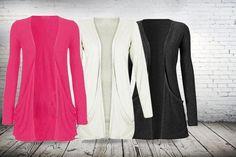 I just bought Boyfriend Pocket Cardigan - 14 Colours! Women's Wardrobe Essentials, Summer Cardigan, Karma, Boyfriend Cardigan, Oversized Jumper, Purple Baby, Boyfriend Style, Pink Turquoise, Black And Navy