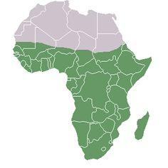 Sub-Saharan-Africa - Afrique subsaharienne — Wikipédia