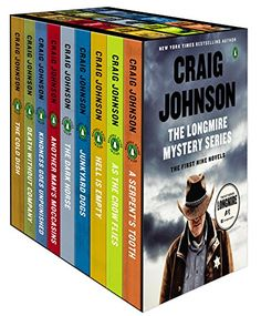 The Longmire Mystery Series Boxed Set Volumes 1-9: The First Nine Novels (A Longmire Mystery) by Craig Johnson http://www.amazon.com/dp/0147514576/ref=cm_sw_r_pi_dp_RSigub16AX078