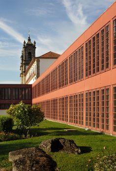 Convento de Santa Marinha da Costa | Fernando Távora | Guimarães |  © Sérgio Jacques